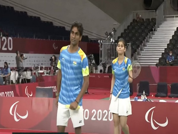 Tokyo Paralympics: Shuttlers Pramod, Palak lose mixed doubles bronze against Japanese duo