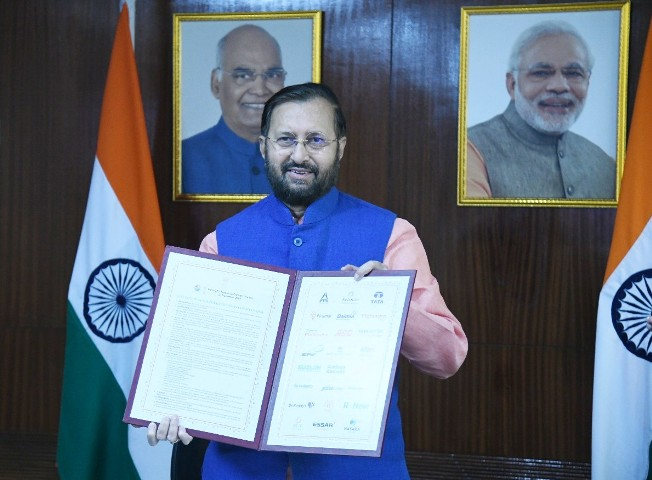 People of all faiths support Ram temple construction;'historic blunder' corrected in 1992: Javadekar