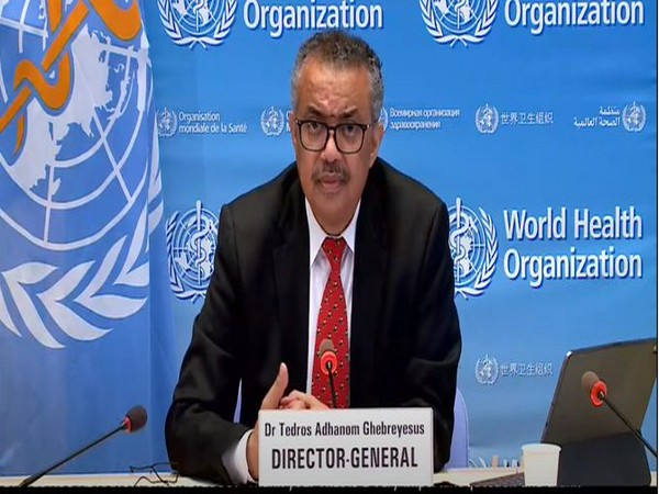 WHO's Tedros says govt decisions made in coming days will determine course of pandemic