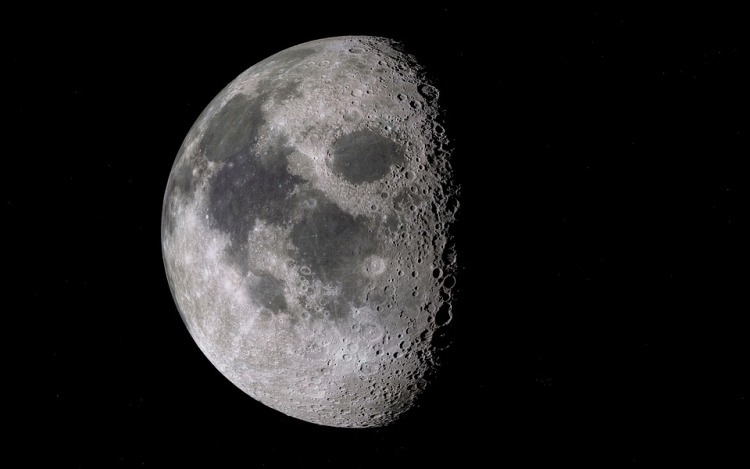 Mysterious mass beneath lunar surface altering Moon's gravity