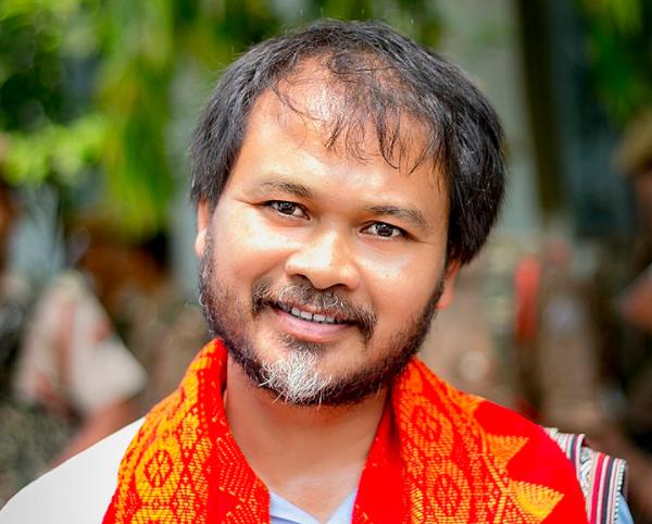 Akhil Gogoi to contest Assam polls from Sibsagar