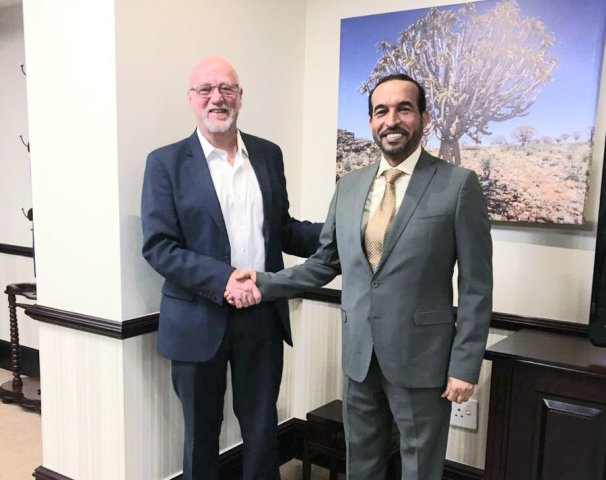 UAE Ambassador, South African Tourism Minister meet to enhance cooperation
