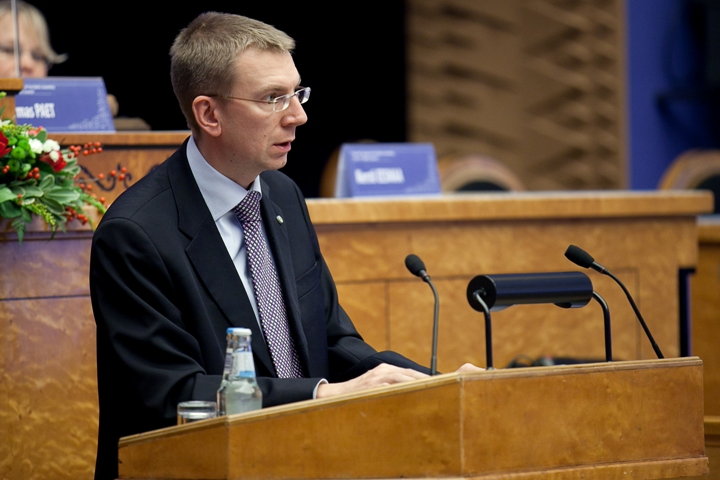 Foreign Minister to represent Latvia at World Economic Forum on MENA in Jordan