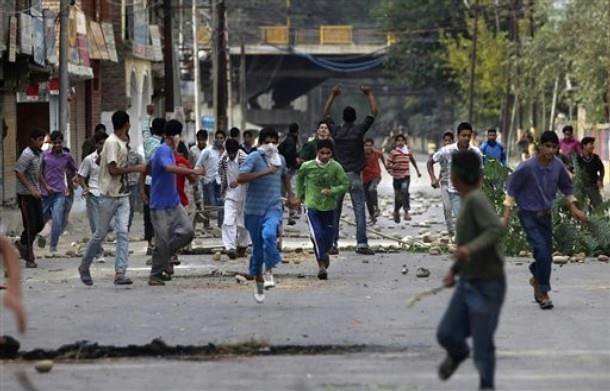 Significant drop in stone pelting incidents in J-K: Officials