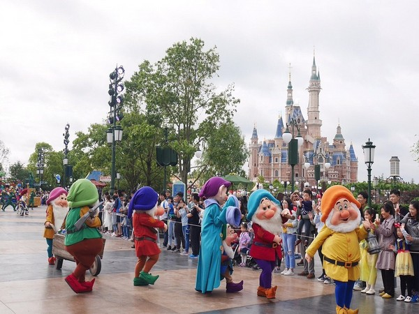 Mickey Mouse fans 'over the moon' as Tokyo Disney reopens