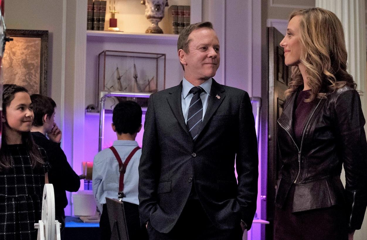 Designated Survivor Season 4: Is President misusing power? Lorraine's future revealed