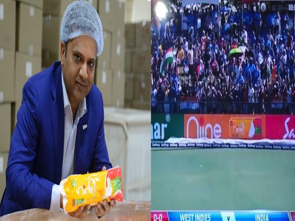 Niine takes period talk to cricket grounds