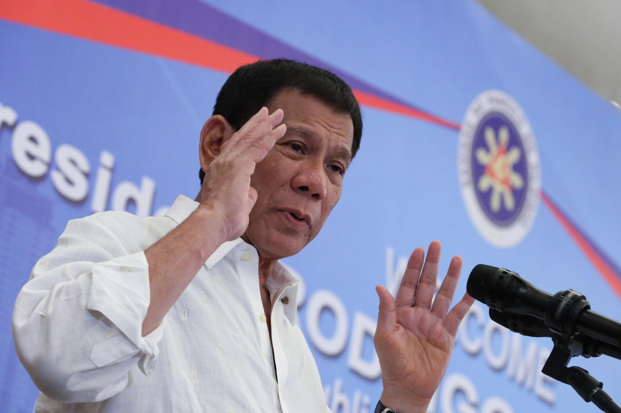 UPDATE 4-Duterte terminates Philippines troop pact, U.S. calls move 'unfortunate'