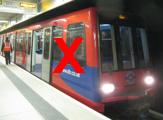 London's Canary Wharf DLR station reopens after brief disruption due to security alert