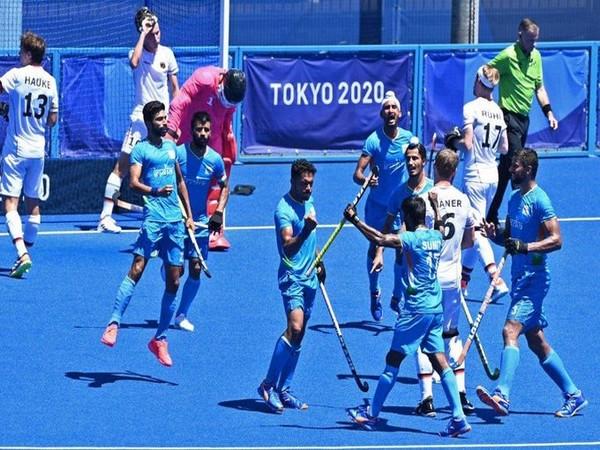 Sports Minister Anurag Thakur to felicitate Indian men's hockey team on Monday