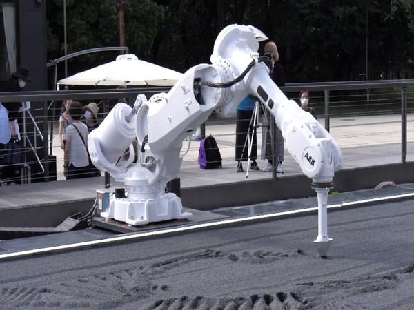 Tokyo Metropolitan government holds robotic art event