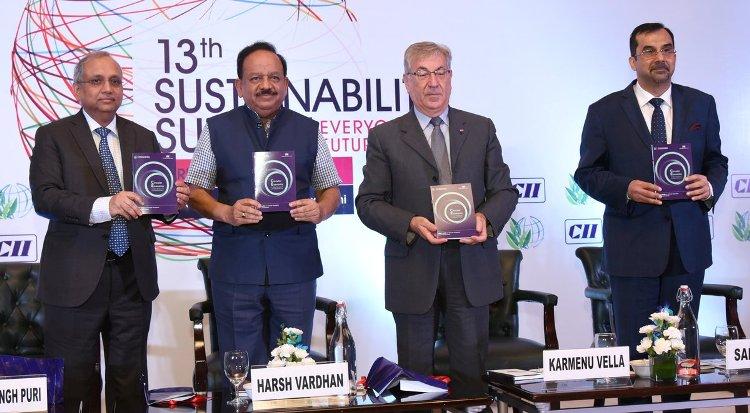 13th Sustainability Summit kicks off today in New Delhi