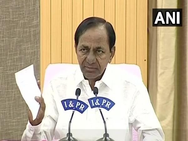 Telangana Cabinet meeting to be held on September 7