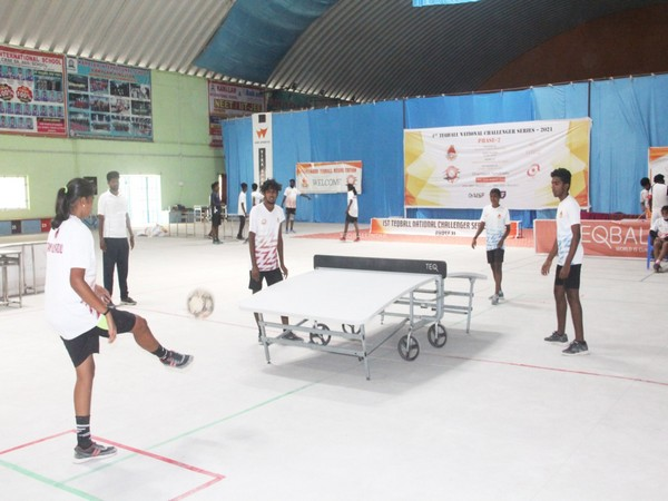 First Beach Teqball National C'ship to act as selection ground for Indian team for Asian Beach Games