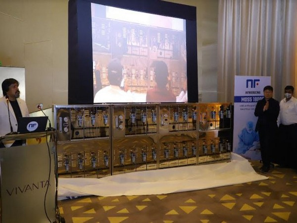 NF Healthcare, the leading South Korean Oxygen Solutions Brand, launches new range of Oxygen generators in India