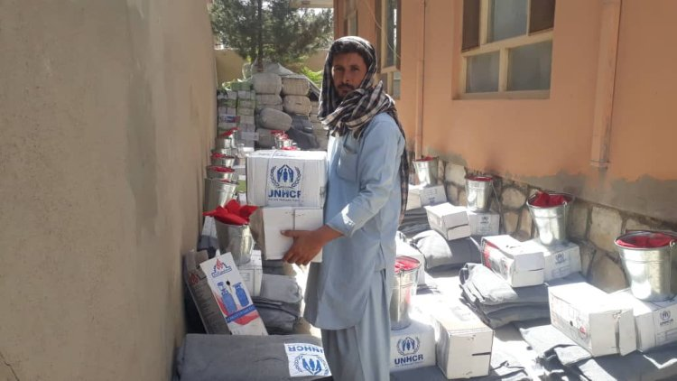 'Major'humanitariancrisisloomsin Afghanistan, as UN convenes fundraising conference