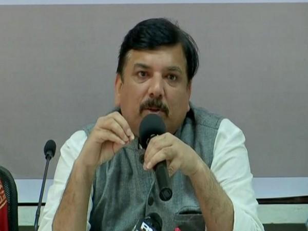 Bikram Singh Majithia defamation case: Arrest warrant against AAP's Sanjay Singh for missing hearings