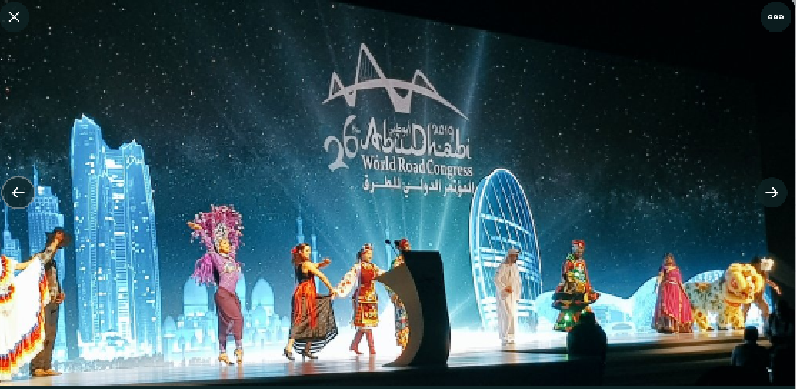 Cultural plurality & high-level discourse on Day 1 of 26th World Road Congress