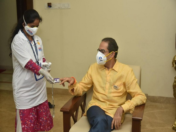 BMC officials conduct health check-up of Maharashtra CM, his family