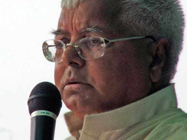 Phone call row: Lalu shifted from hospital director s bungalow to paying ward