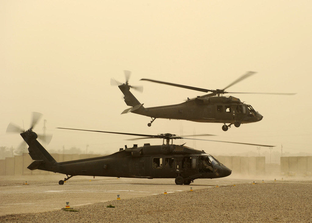 Guard: Black Hawk helicopter crashes in Minnesota; 3 aboard