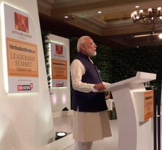 Conversations lay the foundation for better future: PM Modi
