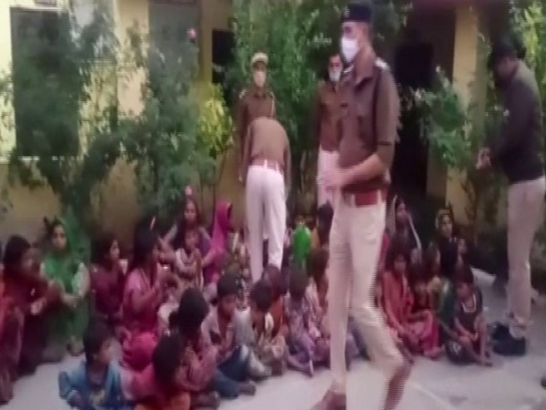 Rajasthan Police rescue 38 kidnapped women, children in Jhalawar