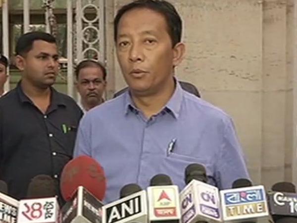 Binoy Tamang writes to PM Modi, demands constitutional justice for people of Darjeeling hills