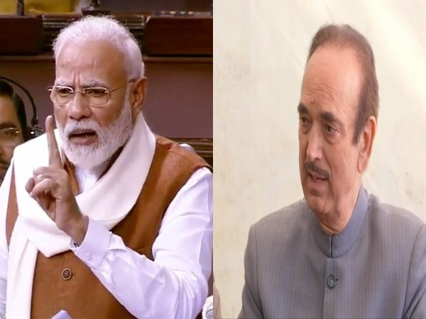Words from remarks of PM Modi, Azad in Rajya Sabha expunged
