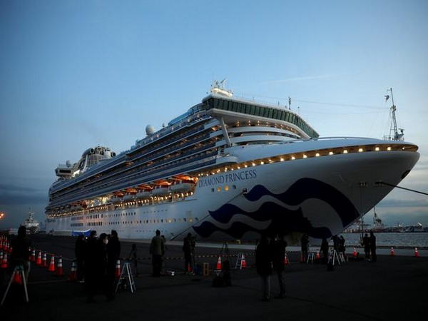 Japan lets some passengers leave ship for quarantine on land