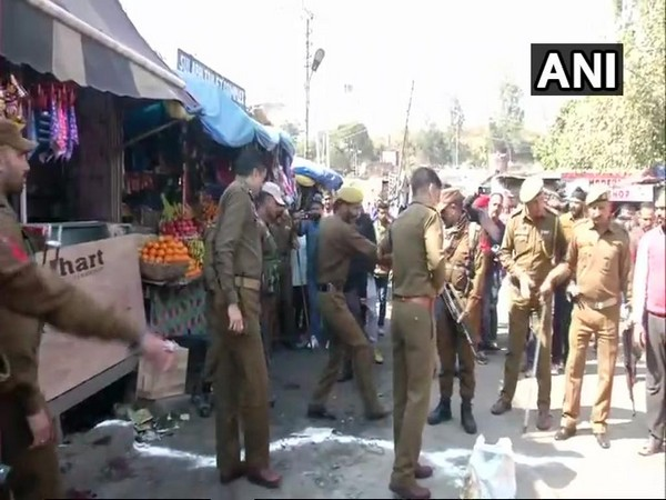 JK Police rallies behind its brave officer battling life and death
