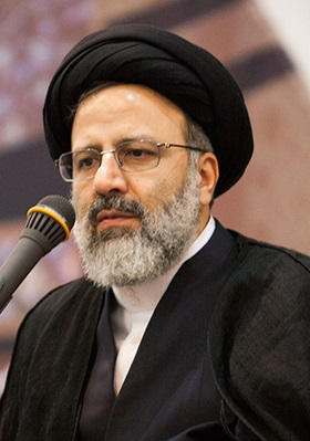 Iran's new president Raisi says he will take steps to lift U.S. sanctions
