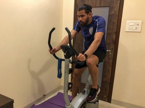 Spending time with family has raised my spirits: Football star Adil Khan