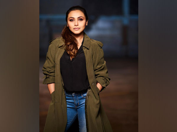 'Being an actress is not easy': Rani Mukerji shares advice to young girls aspiring for Bollywood career