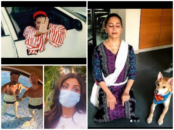 'Pledge for a healthy lifestyle': Bollywood stars pen down thoughts on World Health Day