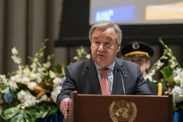 U.N. chief urges restraint after Iranian scientist assassination