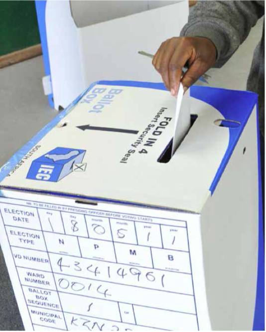 IEC ready to receive voters at registration stations