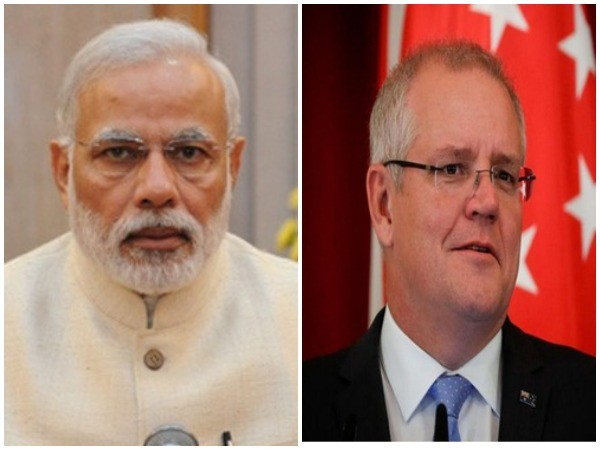 PM Modi speaks with Scott Morrison seeking Australia's support for intellectual property waiver for COVID-19 vaccines