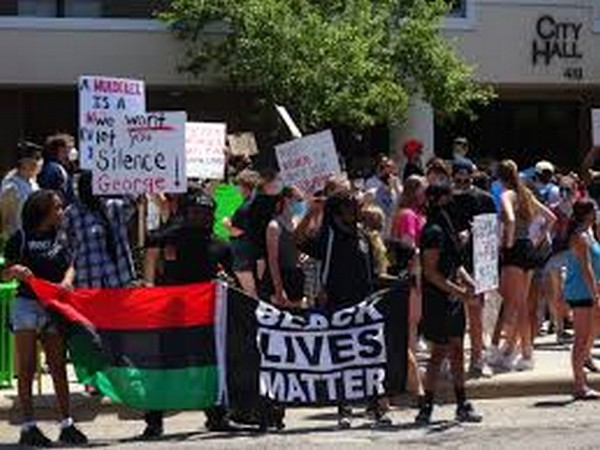 Large scale protests take place across US over George Floyd's death
