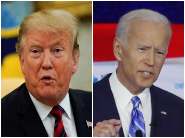 UPDATE 2-Biden says Trump fans 'flames of white supremacy' as Democrats attack racism