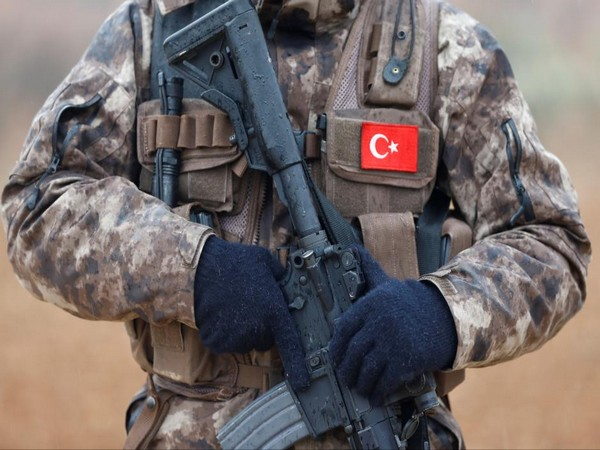 Turkish forces say they've captured key Syrian border town
