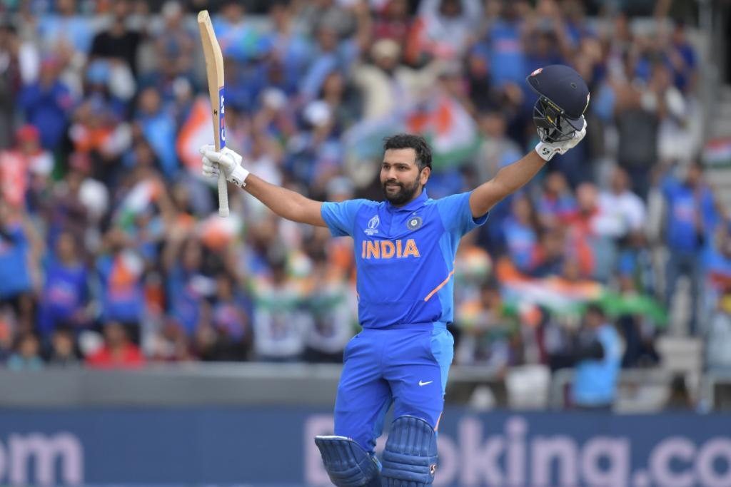 Intent to score was needed on Motera track, it was a normal wicket: Rohit Sharma