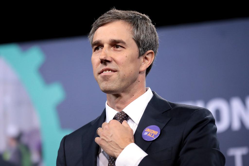 Democrat O'Rourke presses U.S. social media companies to combat disinformation