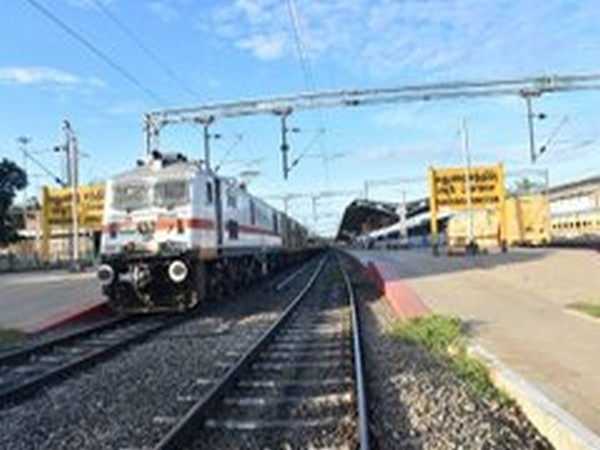 Indian Railways starts operating 13 special trains within Tamil Nadu
