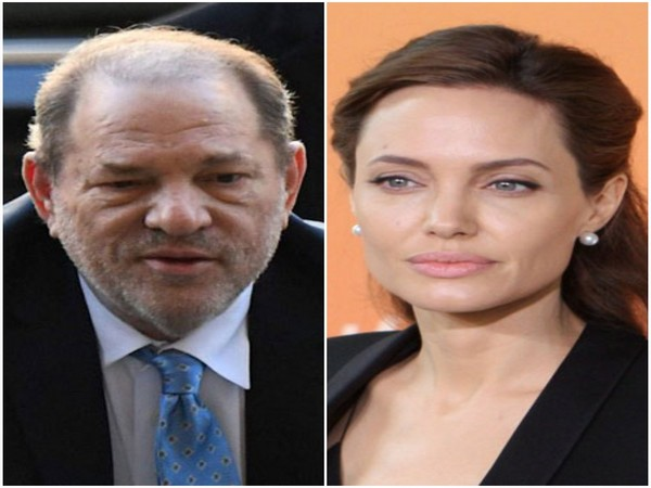 'There was never an assault': Harvey Weinstein denies accusations by Angelina Jolie