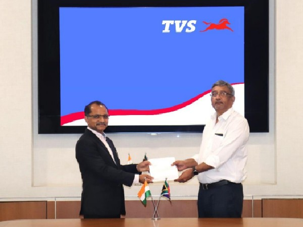 TVS Motor appoints ETG Logistics as new distributor in South Africa