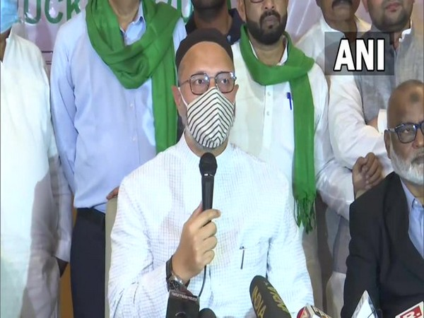 Our objective is to defeat BJP in Uttar Pradesh elections, says Asaduddin Owaisi