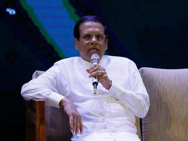 President Sirisena to not contest Sri Lanka polls next month