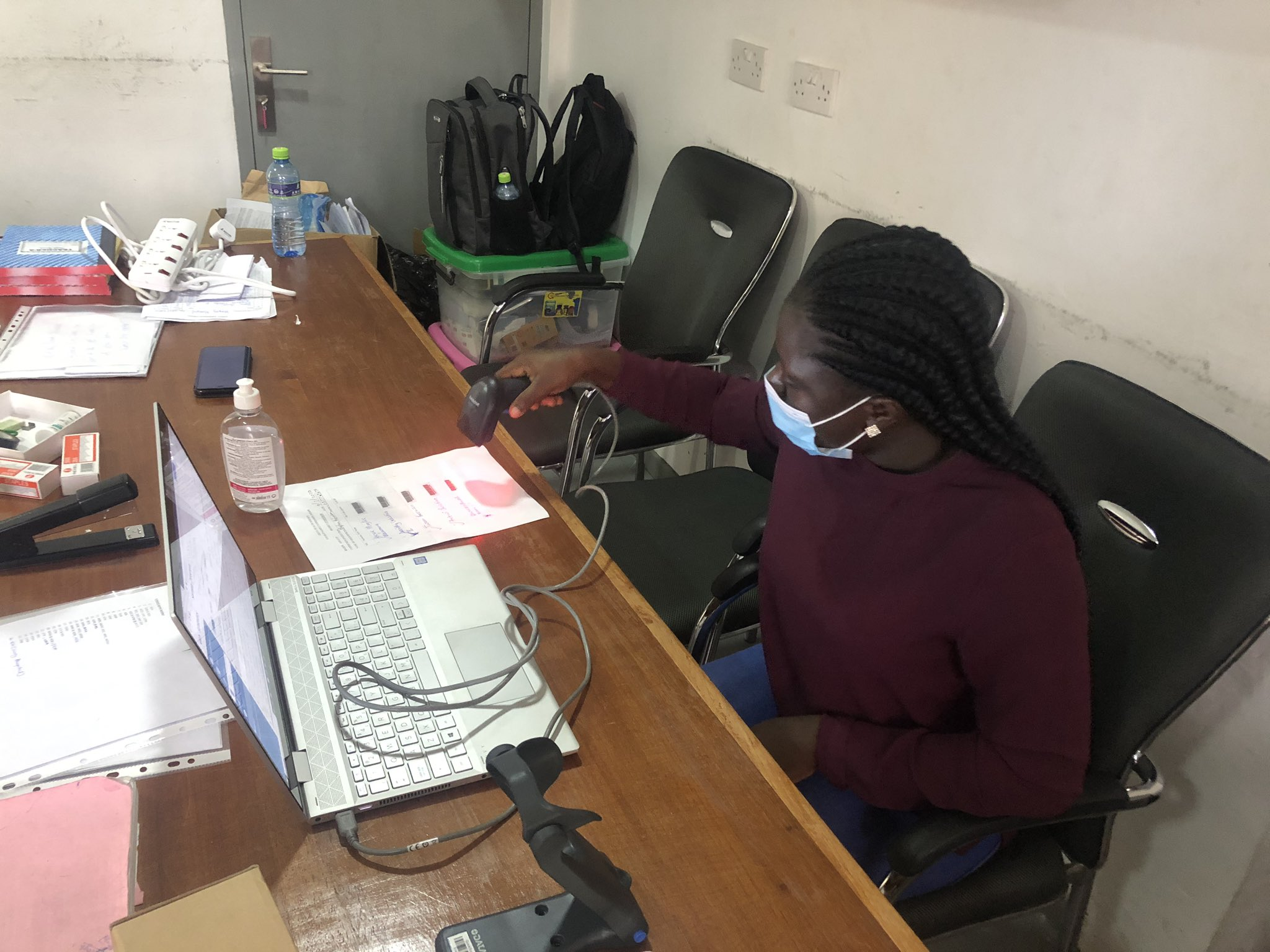 Ghana's COVID-19 response: Questioning 'robustness' of health information system