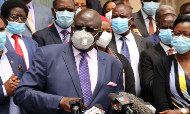 Kenya: George Magoha issues directive over school reopening